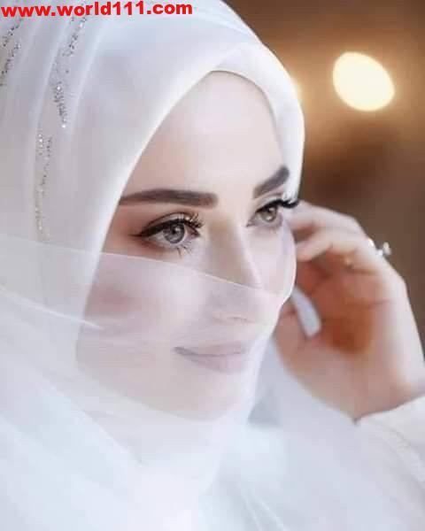 صور زفاف منقبات بنات محجبات جميلات اجمل نساء الكون البنات المنقبات