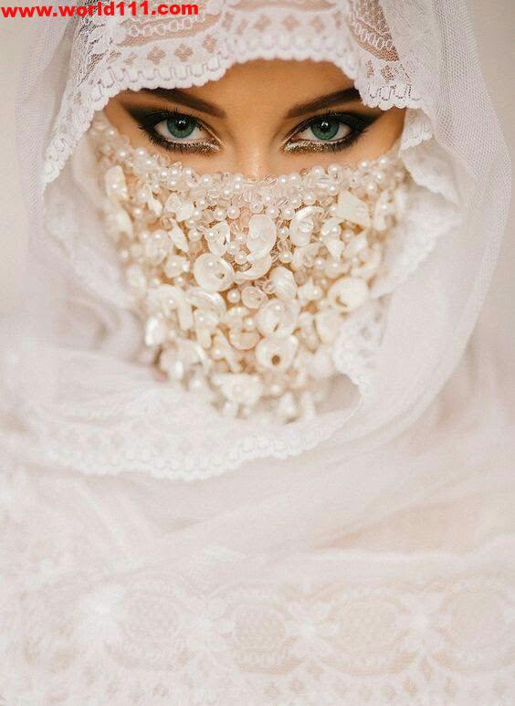 صور زفاف بنات محجبات جميلات اجمل نساء الكون البنات المحجبات