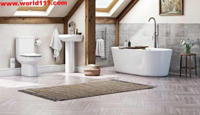 صور تصميمات لحمامات 2020