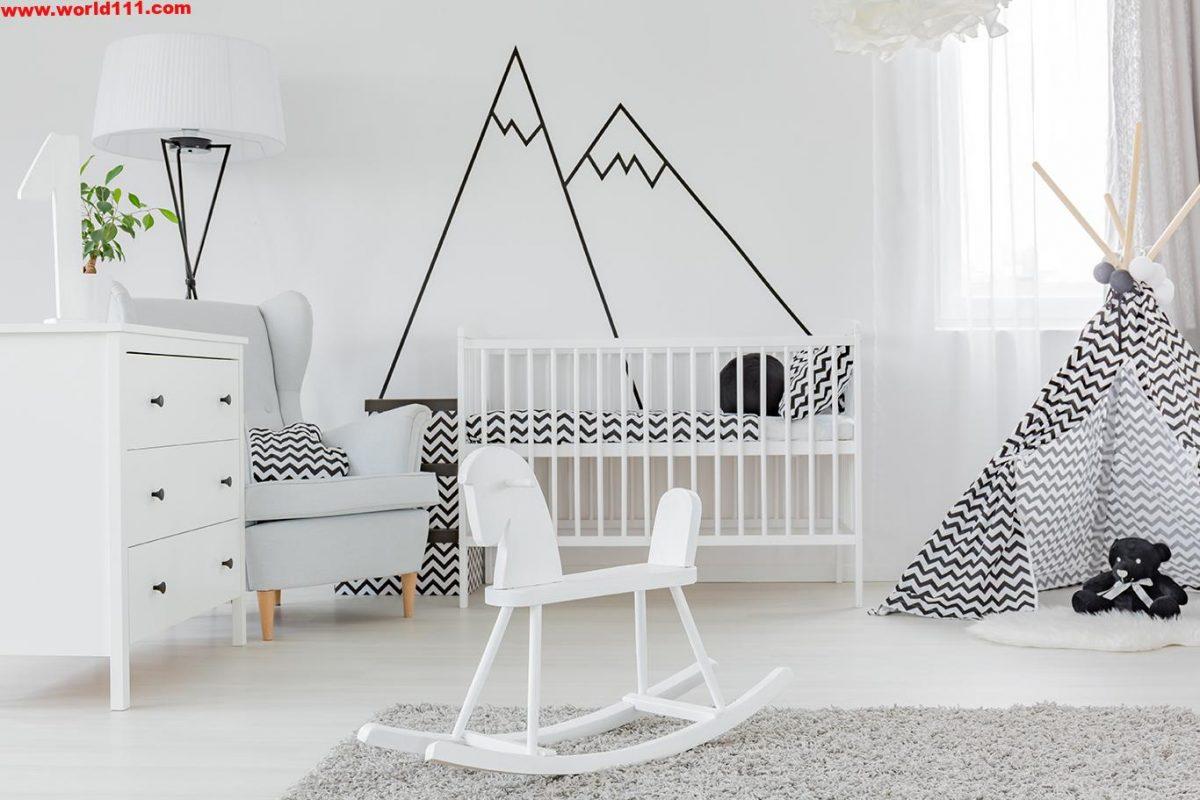 صور تصميمات لغرف الاطفال احدث ديكور لغرفة الطفل