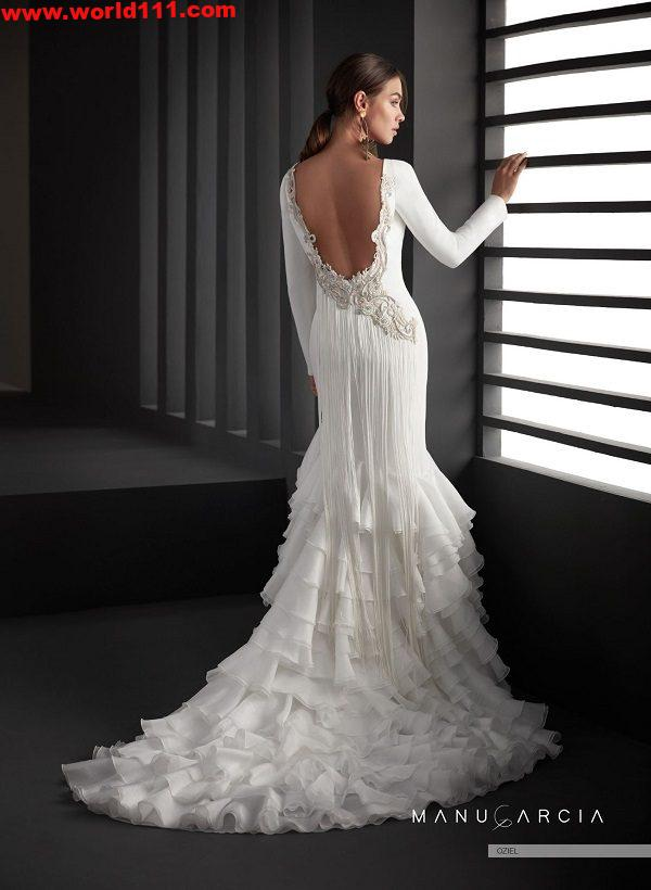 صور فساتين زفاف مانو غارسيا 2020