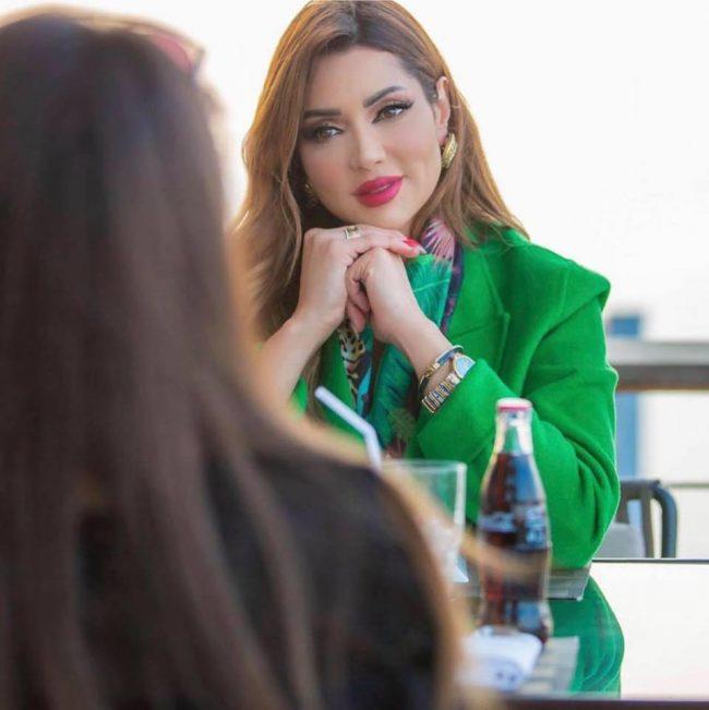 في الكويت الفنانة المصرية عبير احمد صور فيسبوك و سناب و تويتر و انستقرام