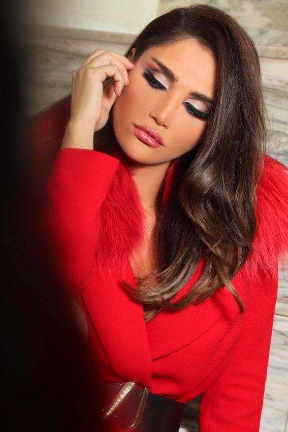 مليسا Melissa الفنانة اللبنانية حساب فيسبوك وتويتر وانستقرام و سناب