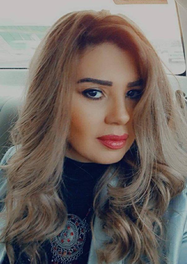 الفنانة المصرية رانيا فريد شوقي فيبسوك و انستقرام و سناب