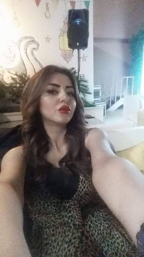 حساب الفنانة التونسية إيناس النجار فيسبوك و سناب و تويتر و انستقرام