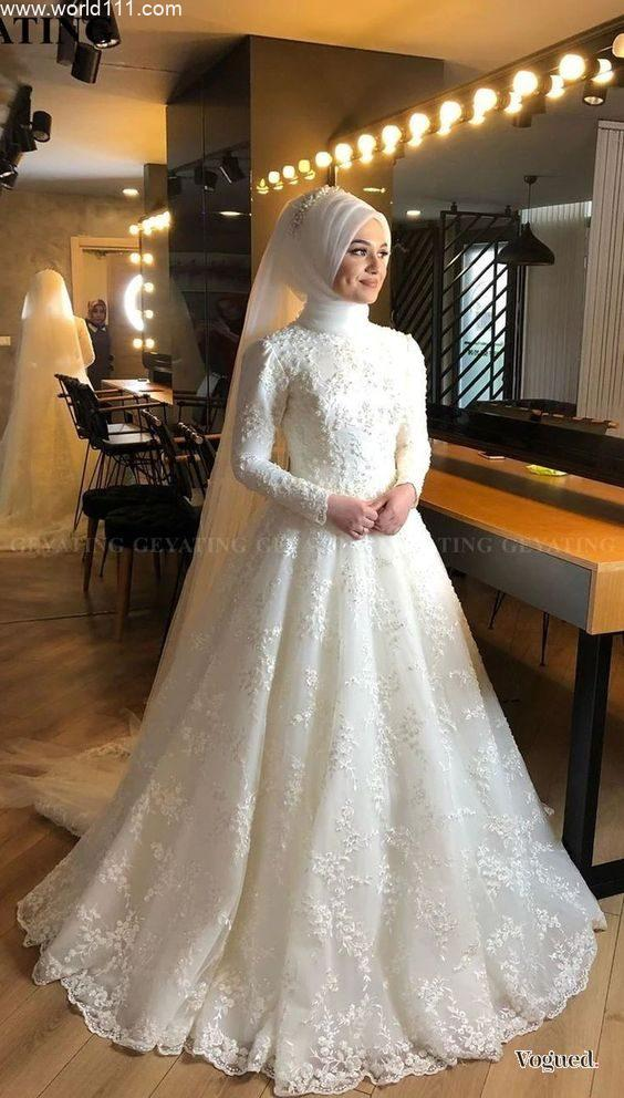 فساتين زفاف 2020
