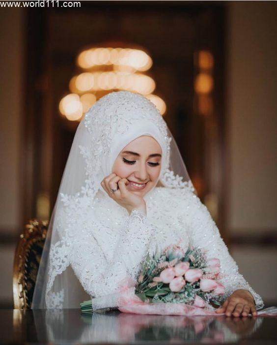 لفات حجاب عرائس شيك